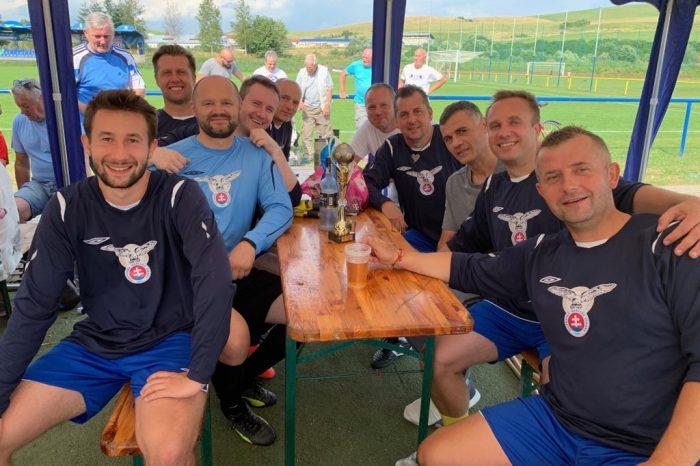 Futbalový turnaj o pohár predsedu Krajskej rady SNS Žilina
