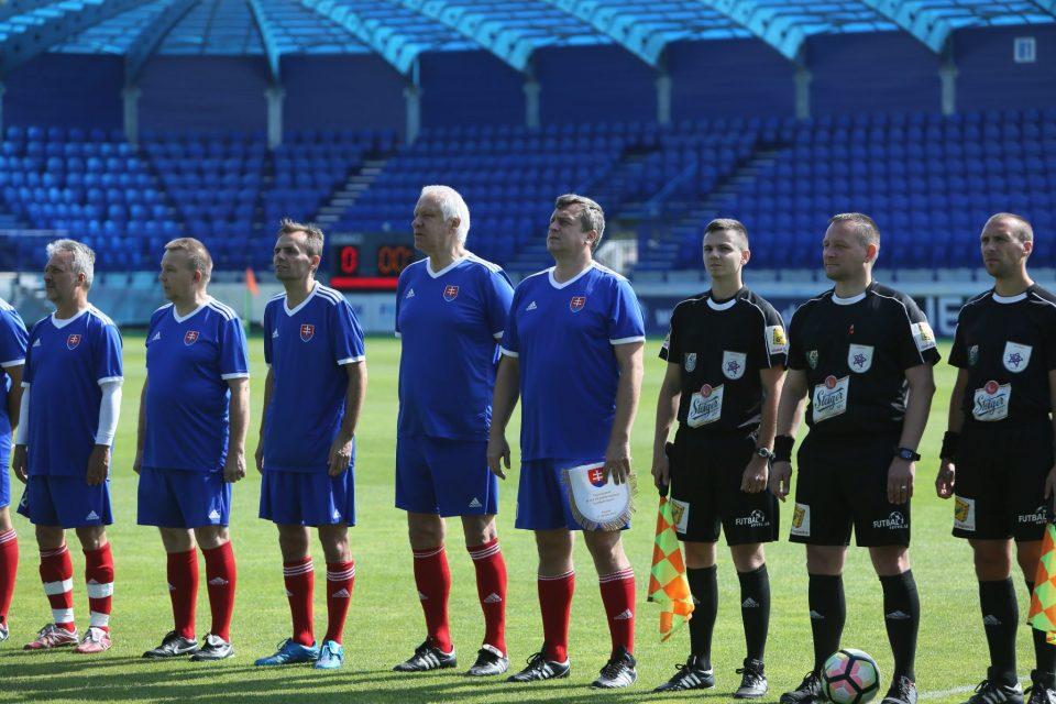 A. Danko - Futbal V4 v Poprade