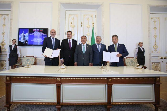Andrej Danko: Efektom pracovnej cesty v Tatarskej republike sú konkrétne výsledky, ekonomickú diplomaciu sa chystám rozvíjať aj ďalej
