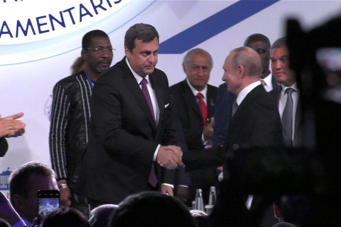 Andrej Danko: S Rusmi môžeme preraziť aj na afrických trhoch