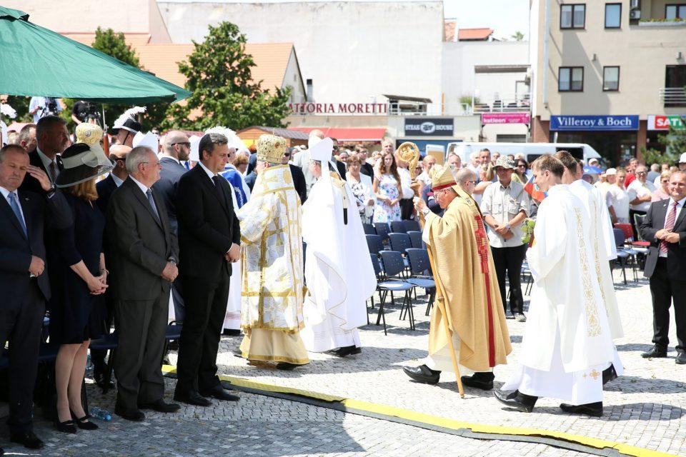 A. Danko - Slávnosti Cyrila a Metoda v Nitre