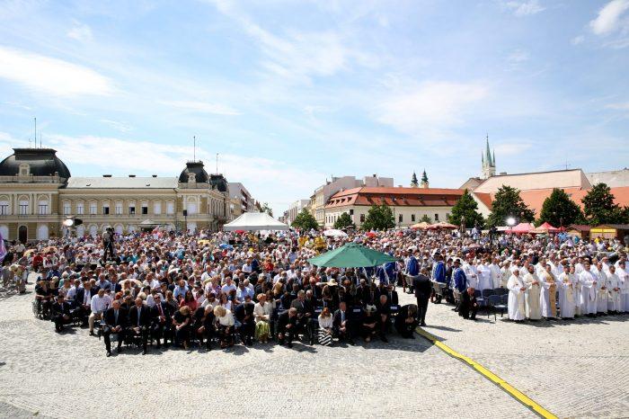 Andrej DANKO: Som hrdý na to, že sa aj v ústave hlásime k cyrilo-metodskej tradícii