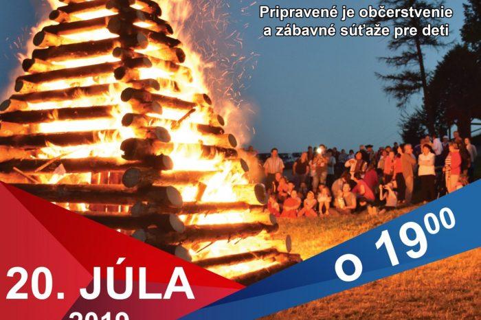 Vatra zvrchovanosti v Tvrdošíne a turnaj vo futbale o pohár KRAJSKÉHO PREDSEDU