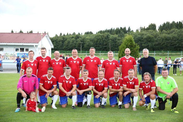 A. Danko - Futbalový zápas v Tvrdošíne