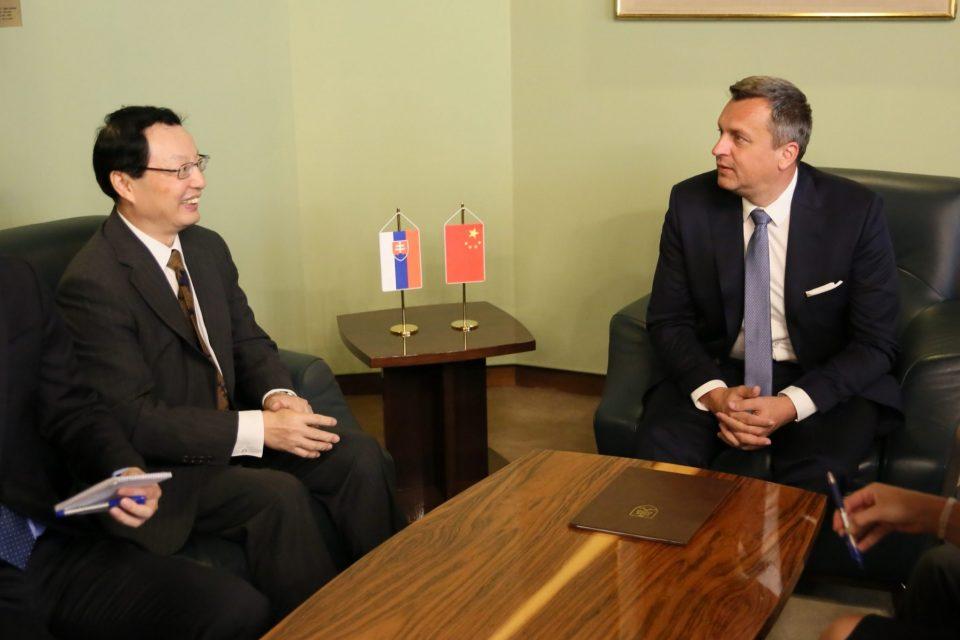 A. Danko - Spolupráca s Čínou a Bulharskom