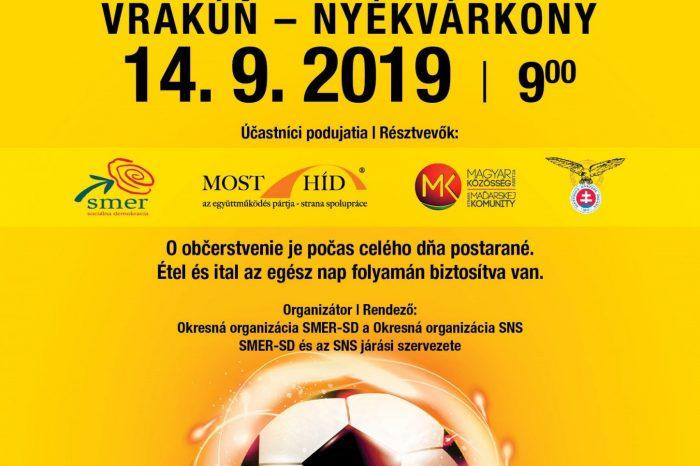 VIII. Žitnoostrovský turnaj vo futbale medzi politickými stranami