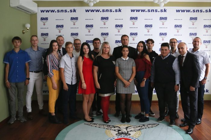 A. Danko - Letná hliadka SNS 2019