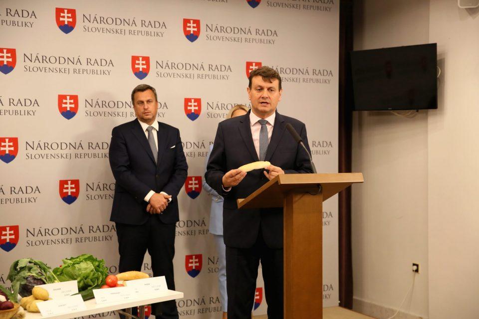 M. Lapšanský - Očakávame od reťazcov nižšie ceny potravín