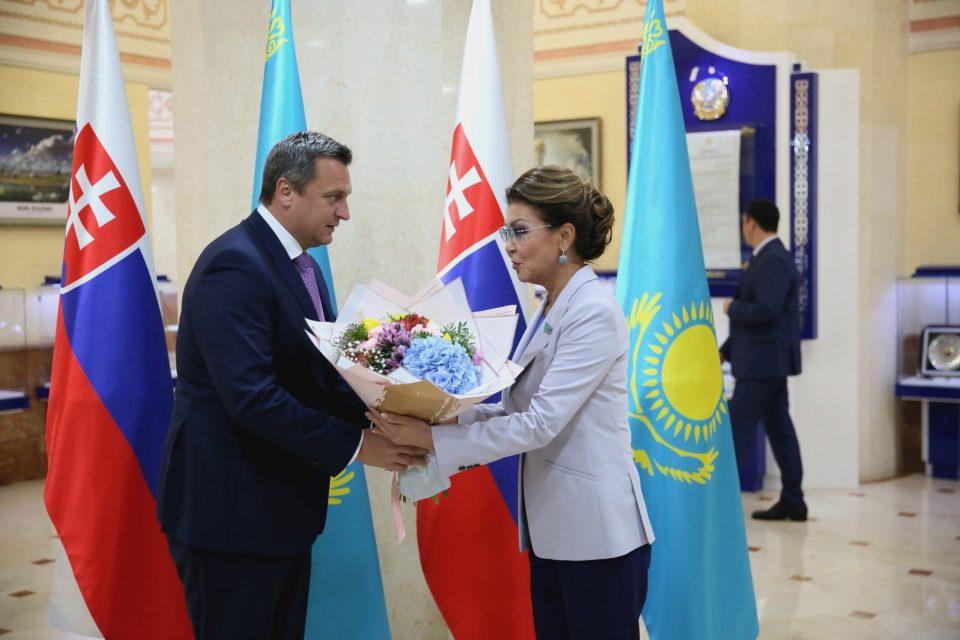 A. Danko - 1. deň v Kazachstane