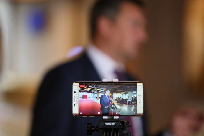 Andrej Danko: Voľby by mali byť férovým bojom programov, občanom želám zodpovedné rozhodovanie