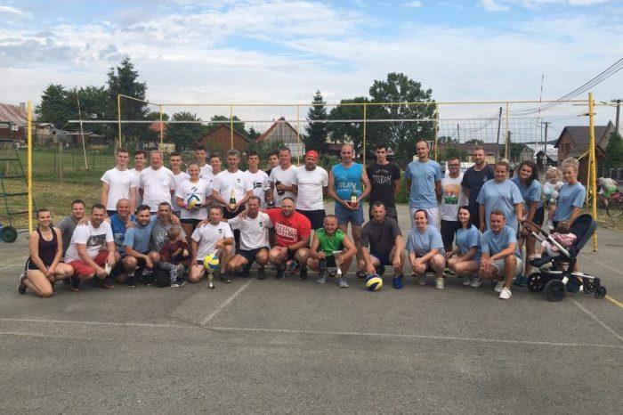 Volejbalový turnaj Smilno 2019