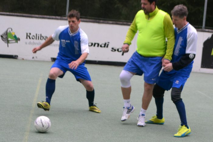 Futbalový turnaj Ružomberok
