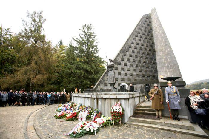 Andrej Danko: Slovensko prežije len vtedy, keď sa budeme držať odkazu našich hrdinských dedov a otcov a obety našich matiek