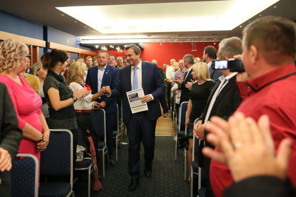 Krajské snemy SNS na východnom Slovensku