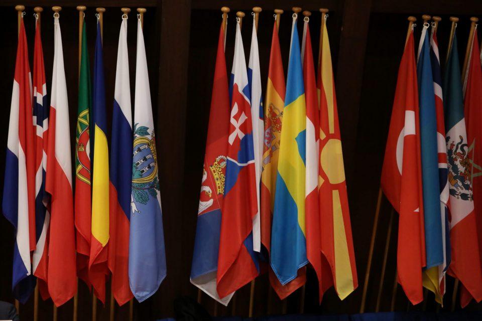 A. Danko - Prejav v Rade Európy