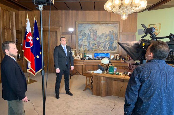 Andrej Danko: Sloboda je najvyššia hodnota. Musíme ju chrániť a bojovať o ňu každý deň