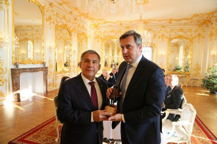 Andrej Danko: Slovenská a Tatárska republika si majú čo vzájomné ponúknuť. Spolupráca povedie k rozvoju oboch štátov