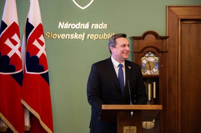 A. Danko - O poslednej parlamentnej schôdzi