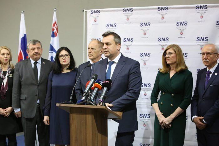 A. Danko - Dostavba diaľnic je prioritou SNS