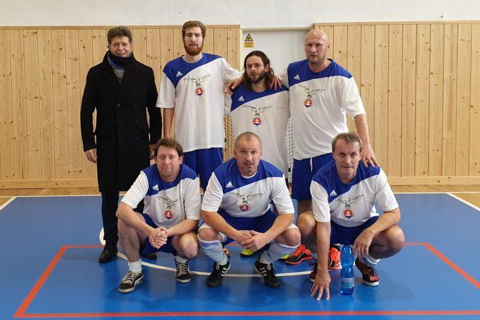 Novoročný futbalový turnaj v Ľubeli mal premiéru