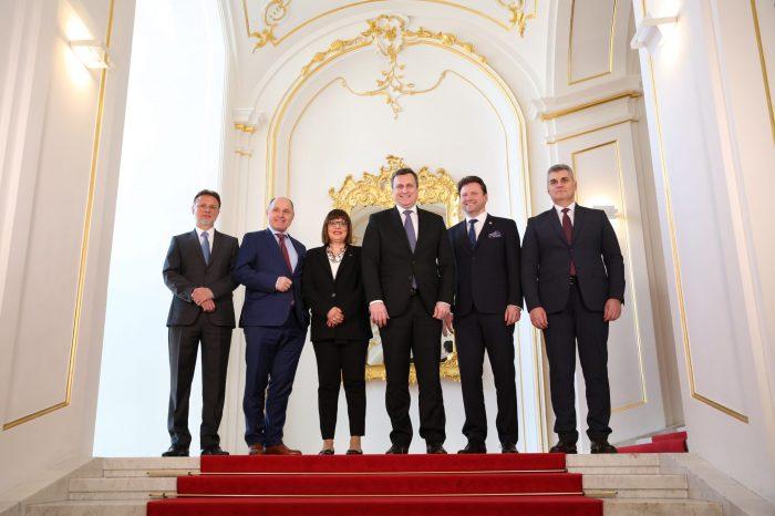 Andrej Danko: Hlas Slovenska v Európe silnie aj vďaka Slavkovskému formátu