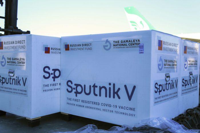 Slovenská národná strana vyjadruje poďakovanie Ruskej federácii za dodávku látky Sputnik.