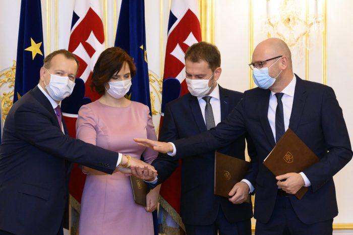 Pán Fico, pán Pellegrini zvolajte mimoriadnu schôdzu v NRSR. Vyskúšajte Sulíka, Remišovú a Kollára.