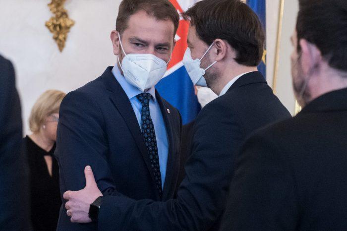 Slovenská národná strana vyzýva Igora Matoviča, aby po návrate zo Spojených štátov amerických vysvetlil dôvod svojej návštevy.