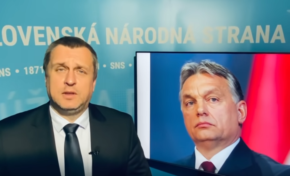 "Andrej Danko ""Maďari nám berú Sputnik"""