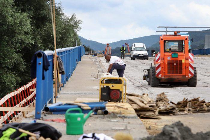 SNS apeluje na opravu mostov, ktoré sú v zlom a havarijnom stave