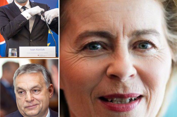 Slovenská národná strana vyzýva, aby minister Korčok bezodkladne prestal so špinavými hrami  voči maďarskému národu.